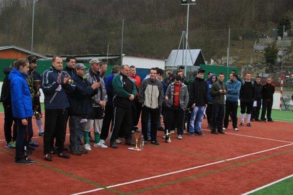 V Zimnej lige hráva až 120 futbalistov.