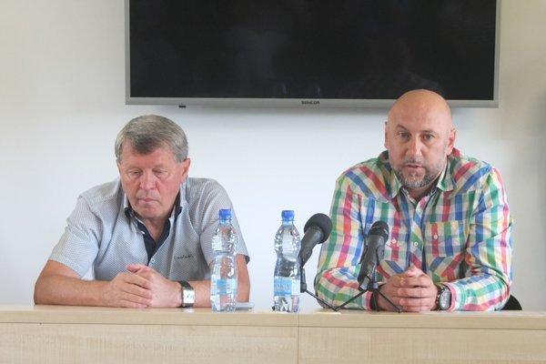 Trénerská dvojica Nemec a Urgela sa zhodujú, že výkony Pohronia vonku výrazne zaostávajú za tými doma.