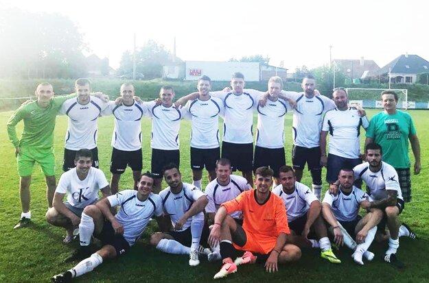 Futbalisti Ivanky z posledných 8 zápasov 7 vyhrali a raz remizovali.