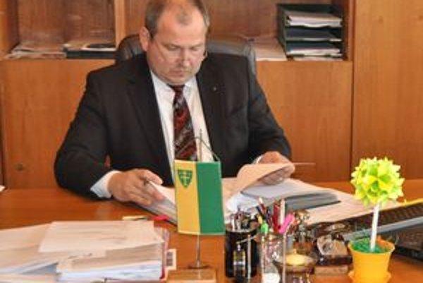 Primátor Igor Choma podal trestné oznámenie v lete. Prvé obvinenie padlo minulý týždeň.