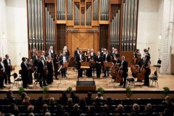 Štátny komorný orchester Žilina.