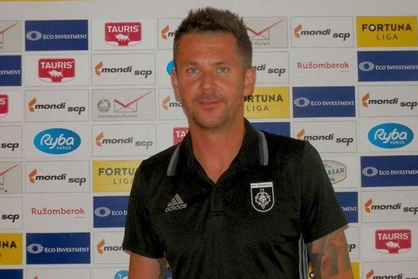 Nový tréner Ruže bude ordinovať atraktívny futbal.