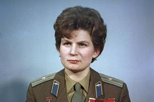 Valentina Tereškovová je doposiaľ jedinou ženou, ktorá bola na vesmírnej misii úplne sama.