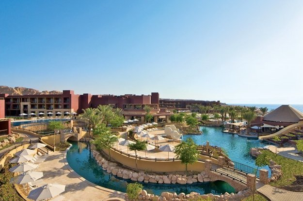 5* Mövenpick Resort Tala Bay Aqaba