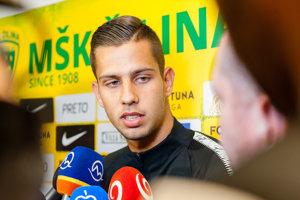 Dávid Hancko sa chce vo Fiorentine pobiť o šancu.