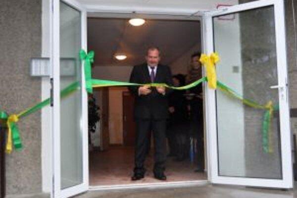 Choma otvára nové byty. Bývať v nich bude 30 rodín