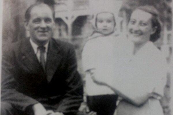 Rodina Krupitzera.