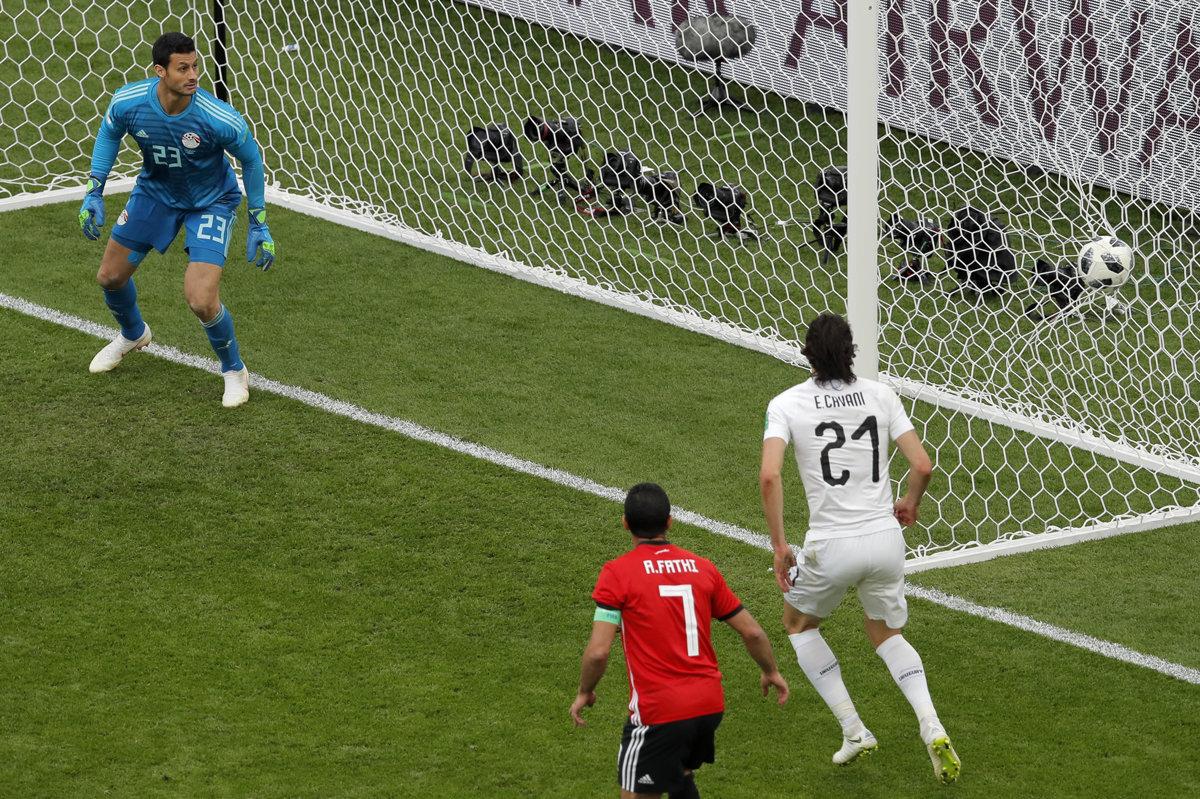 9b02f1175 Egypt : Uruguaj - Online prenos - MS vo futbale 2018 - Šport SME
