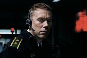 Jakob Cedergren v hlavnej úlohe dánskeho filmu Tiesňové volanie.