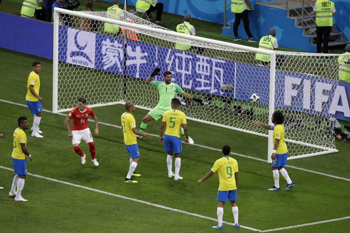 880162b1f9782 Brazília : Švajčiarsko - Online - MS vo futbale 2018 - Šport SME