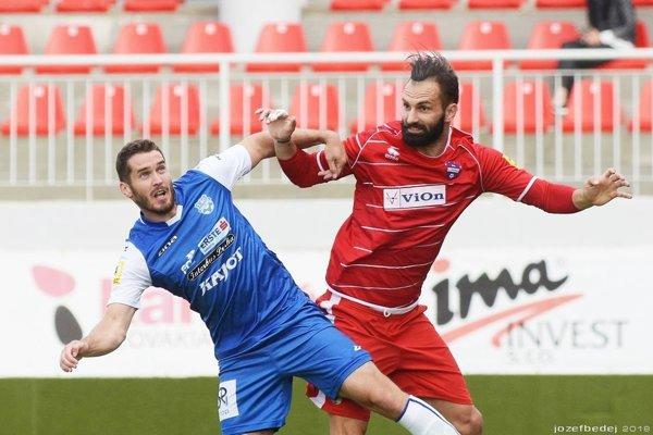 Tomáš Košút (vpravo) by bol vítanou posilou pre FC ViOn.