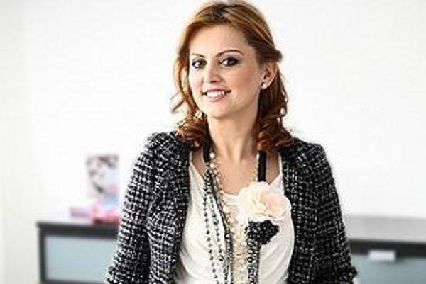 Eva Urbaníková.