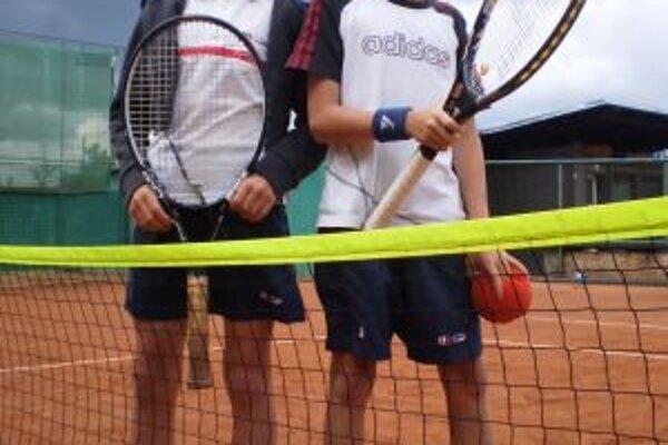 Dominike Gaňovej a Marekovi Ščambovi sa darilo na domácich turnajoch