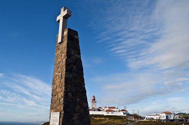 Najzápadnejší bod Európy Cabo da Rocha