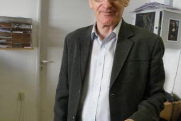 Zakladateľ a umelecký riaditeľ festivalu Miroslav Košnár.