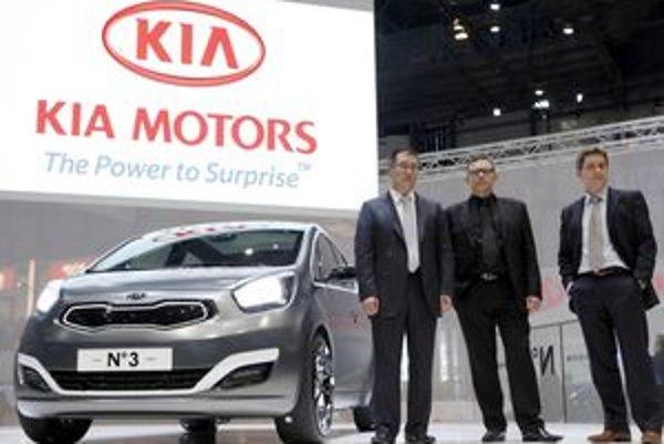 Automobilka KIA žiada Slovensko o daňové úľavy na novú motoráreň.