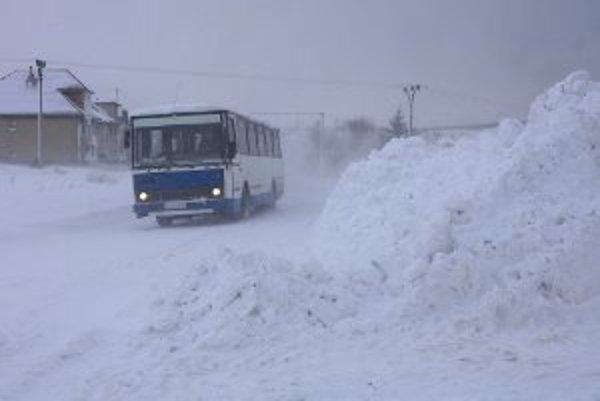 Autobusy staršie ako 16 rokov VUC-ka na cestách nechce.
