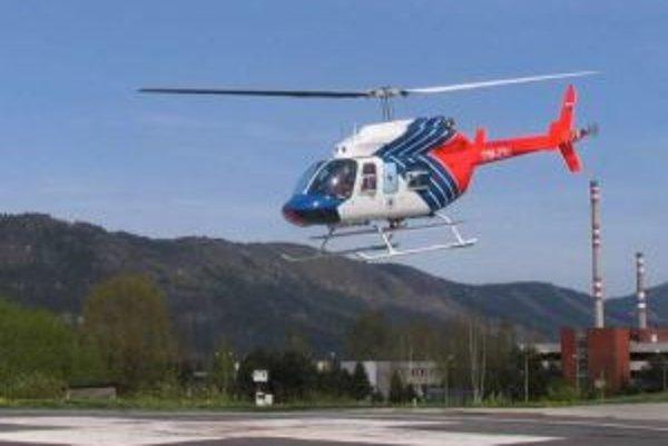 Tento vrtuľník už zachraňovať životy nebude.