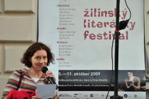 Začal Žilinský literárny festival 2009.