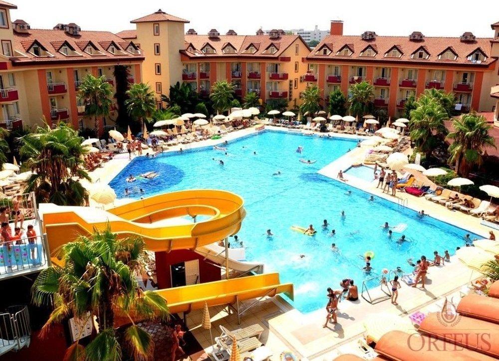HotelNergos Garden 3*, Turecko