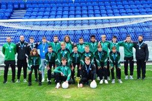 Starší žiaci 1. FC Tatran Prešov skončili v sezóne 2017/18 na druhom mieste. Do poslednej chvíle boli v hre o majstrovský titul.