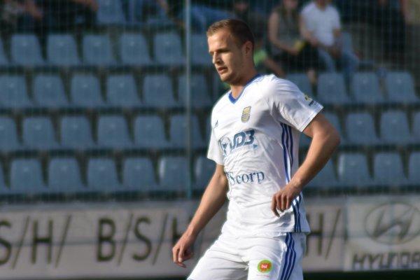 Ladislav Šosták prestúpil pred rokom zBardejova do fortunaligových Michaloviec.