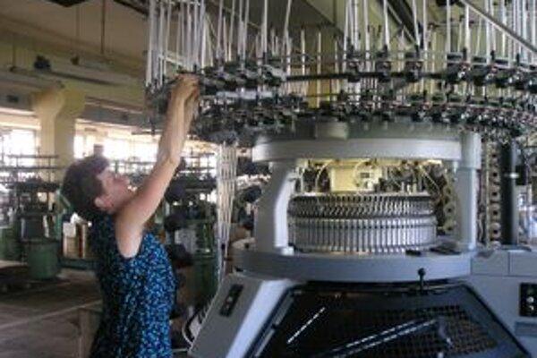 Väčšinu zamestnancov I.TRANU tvoria  ženy z Turzovky a okolia.