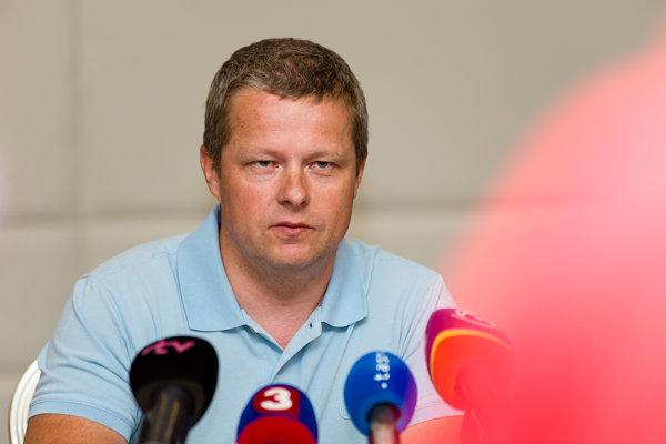 Advokát Peter Kubík.