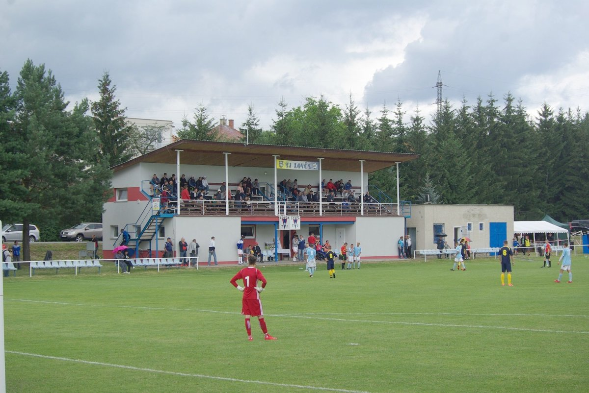 0b8322b416b44 Švehlíkov pohár získali mladí Slovanisti, ťahákom turnaja zápas Old ...