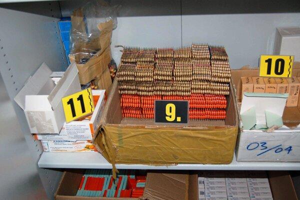 Polícia zaistila na Orave neregistrované lieky.