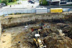 Na tomto mieste dnes stojí druhá časť Mlynov, ktorú dokončili v roku 2015.