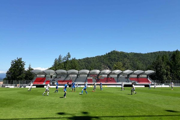 V Podbrezovej Pohronie vyhralo vďala gólu z penalty.