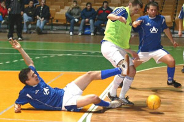 Pre žilinský Makroteam sa aktuálna sezóna po piatkovom zápase proti UK Bratislava skončí.Foto: archív