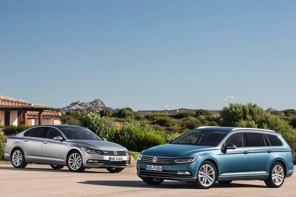 Volkswagen Passat a Volkswagen Passat Variant