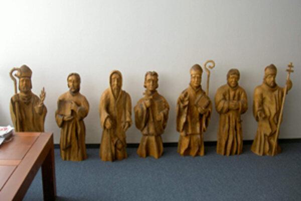 Sedem slovenských apoštolov sa bude klaňať na Rínku sv. Michala.