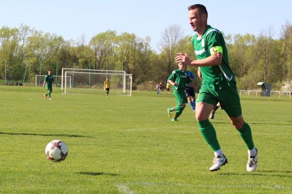 Zdenko Kaprálik má bohaté futbalové skúsenosti.
