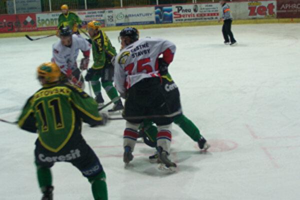 Po nekonečnej sérii prehier sa žilinským hokejistom podarilo v nedeľu vysoko zvíťaziť nad Liptovským Mikulášom.