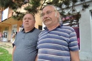 Vladimír Vojtko (64) a Štefan (63).