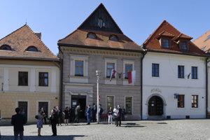 Na snímke Poľsko-Slovenský dom, kde sa konalo stretnutie so starostami z regiónu počas výjazdového rokovania vlády SR v Bardejov