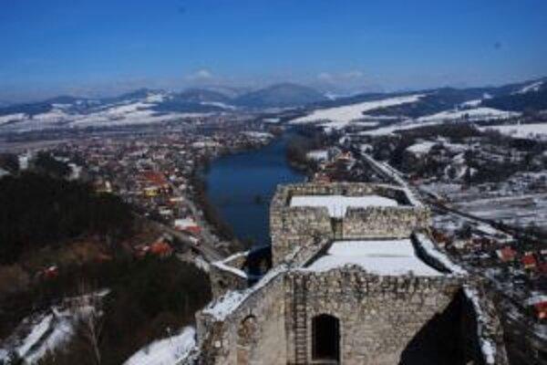Okrem hradu má v Strečne pribudnúť ďalšia turistická atrakcia.