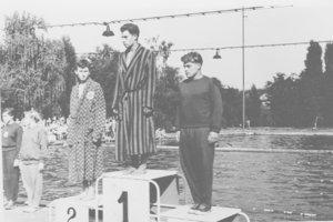 V Brne v roku 1955 sa na majstrovstvách republiky postavil na najvyšší stupeň.