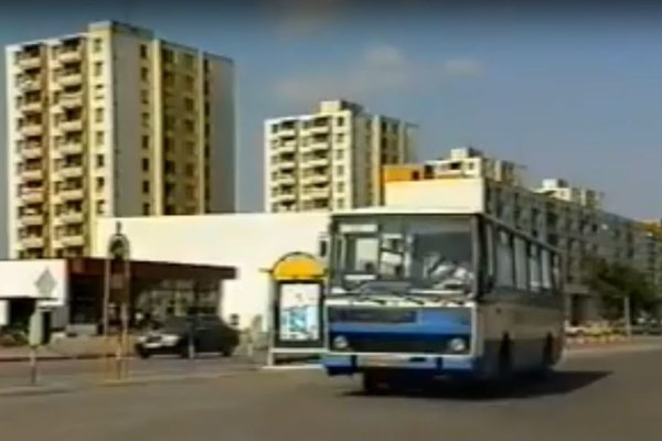 Senec v roku 1993.