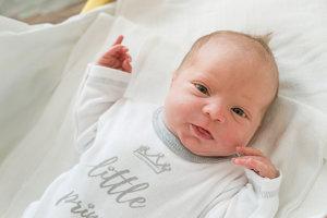 Matej Hanko (3250g, 49cm) sa narodil 29.júna Veronike a Petrovi z Ilavy.