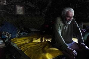 Mirek Sedláček má 77 rokov