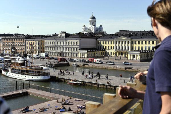 Fínske Helsinki sú najšťastnejšie mesto v najšťastnejšej krajine.