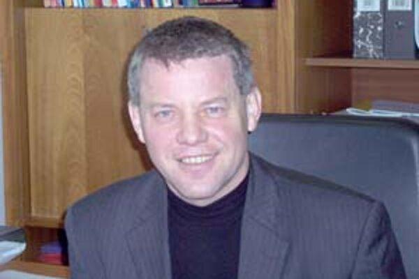 Rudolf Michalec, riaditeľ školy