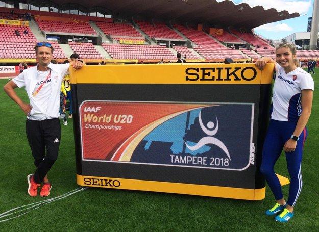 Svetový šampionát v Tampere priniesol nitrianskej dvojici veľký úspech.
