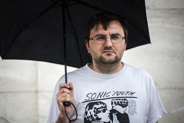 spisovateľ Daniel Majling
