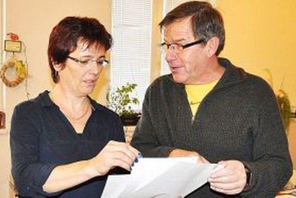 Starostka Lýdia Fačková bude spolupracovať aj s poslancom Jozefom Tatarkom.