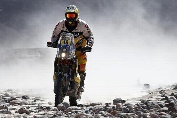 Oravčan sa dostal po siedmej etape už na siedmu priečku priebežného poradia.